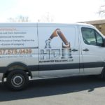 hd automated solutions sprinter lettering