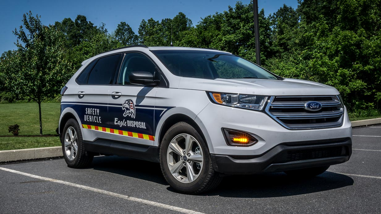 Public Service, Police Cars, Fire Dept Vehicle Graphics | Horst Signs PA